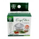 hurtownia Dom & Kuchnia: Stalowy siateczkowy zaparzacz do herbaty