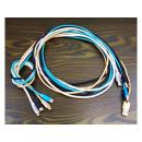 hurtownia Komputer & telekomunikacja: Szybki kabel do ładowania USB-C + data nylon