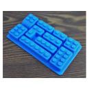 Foremka silikonowa, klocki LEGO 10 sztuk