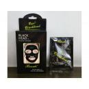 Czarna maska do twarzy saszetki BEISITI