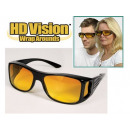 HD Visor okulary do jazdy nocą żółte