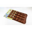 hurtownia Dom & Kuchnia: Forma silikonowa do czekoladek