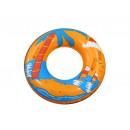 hurtownia Zabawki do ogrodu & na plaze: Koło do pływania z rączkami 85 cm