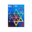 Kreatywna zabawka magnetyczna 37 elementów