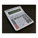 Kalkulator 12 cyfr, duży wyświetlacz