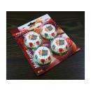 hurtownia Naczynia do zapiekanek & formy do pieczenia: Foremki papierowe do muffin 9cm