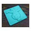 hurtownia Produkty licencyjne: Forma silikonowa KSIĘGA DŻUNGLI miś
