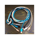 wholesale Computer & Telecommunications: High-speed micro-USB charging cable + data nylon