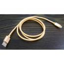 hurtownia Komputer & telekomunikacja: Kabel do ładowania microUSB + data nylon szybki