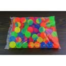 hurtownia Sport & czas wolny: Piłka kauczukowa 30 mm mix kolorów