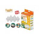 Eggies pojemnki do gotowania jajek TV