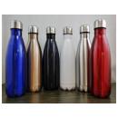 Stalowy termos w kształcie butelki 500 ml