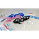hurtownia Sport & czas wolny: Okulary do  pływania z zatyczkami do uszu