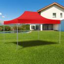 Großhandel Sonnenschirme & Pavillons: Klappbarer Gartenpavillon 3x4,5m
