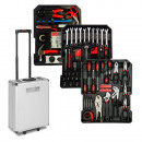 wholesale Toolboxes & Sets: 237-piece tool set in roller metal case