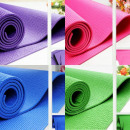 wholesale Sports and Fitness Equipment: Yoga mat (5 mm), 173 x 61 cm