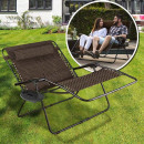 groothandel Tuin & Doe het zelf: 2 stks Gravity stoel, 2 stks gift bekerhouder