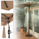 wholesale Parasols & Pavilions:Balcony with umbrella
