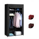 grossiste Meubles: armoire mobile,  170X45X90 cm de taille