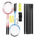 Großhandel Bälle & Schläger:Badminton-Set mit Netz