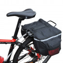 Double bicycle bag