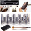 wholesale Garden & DIY store: 25-piece mini screwdriver set