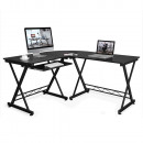 wholesale Business Equipment: L-shaped desk - in 2 colors