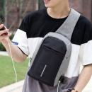 Großhandel Rucksäcke: Diebstahlsicheres Rucksack- und Seitentaschenset,