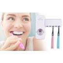 Großhandel Badmöbel & Accessoires: Zahnpastaspender 5  für Zahnbürstenhalter