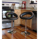 wholesale furniture: 2 bar stools in optional colors