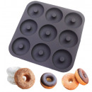 wholesale Casserole Dishes and Baking Molds:Silicone donut mold, 9