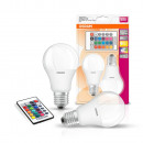 wholesale Illuminants: 2pcs RGBW Color Changing OSRAM LED Light 2pcs Remo