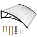 wholesale Garden & DIY store: Plastic canopies, 120x90 cm