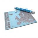 grossiste Materiel de bureau: Carte Scratch de l'Europe