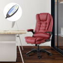 Office swivel chair with massage function, 2 color