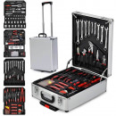 wholesale Toolboxes & Sets: 187-piece DIY set in roller suitcase