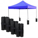 wholesale Parasols & Pavilions: 4 rigid foot pockets for pavilions