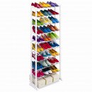 10-row plastic shoe holder