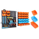 43-piece, wall  screw and tool director