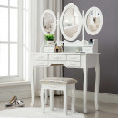 Dressing table Milano, 2 colors