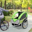 Großhandel Fahrräder & Zubehör: Fahrradanhänger für Kinder, Tragfähigkeit 30 kg