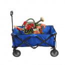 wholesale Household Goods:Folding wagon, blue