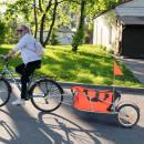 Großhandel Fahrräder & Zubehör:Fahrradanhänger