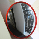 nagyker Tükrök: Beltéri közlekedési tükör, 30 cm