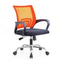 Großhandel Geschäftsausstattung: Bürodrehstuhl mit Armlehnen in verschiedenen Farbe