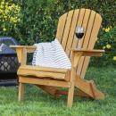 wholesale Garden & DIY store: Wooden folding garden chair