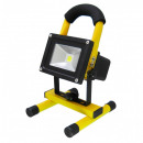 wholesale Lighting Technology: Portable battery LED reflector