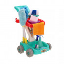 wholesale Toys:Toy cleaning set, blue