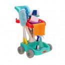 Zestaw do czyszczenia zabawek, niebieski