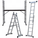 Multifunctional ladder, stand